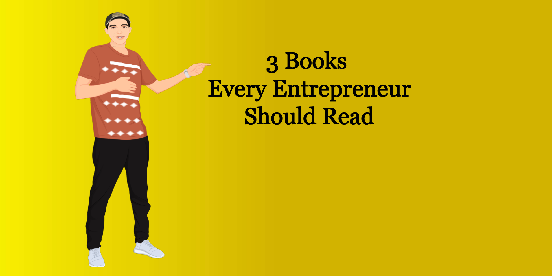 books evry entrepreneur should read