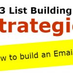 list-building-strategy